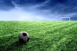 Football Widescreen Wallpaper Picture for Android, iPhone and iPad