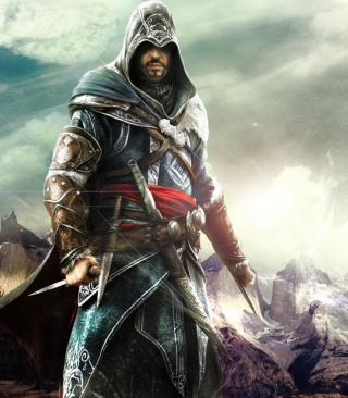 Assassin's Creed Revelations - Obrázkek zdarma pro Nokia X3