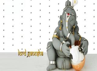 Lord Ganesha - Obrázkek zdarma pro Nokia X2-01