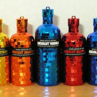 Absolut Vodka Limited Edition - Obrázkek zdarma pro 320x320