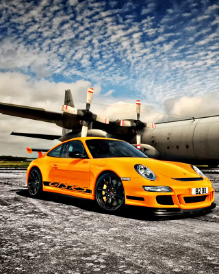 Porsche 911 GT3 - Obrázkek zdarma pro 240x432