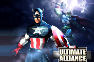 Marvel Ultimate Alliance 2 Hero - Obrázkek zdarma pro Widescreen Desktop PC 1600x900