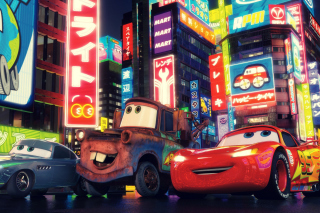 Cars The Movie - Obrázkek zdarma pro Widescreen Desktop PC 1920x1080 Full HD