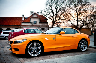 Free BMW Z4 Picture for Android, iPhone and iPad