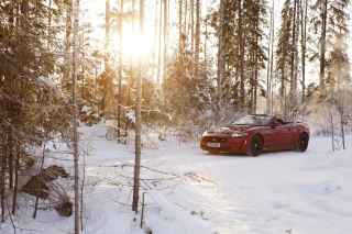 Free Jaguar XKR-S Convertible Picture for Android, iPhone and iPad
