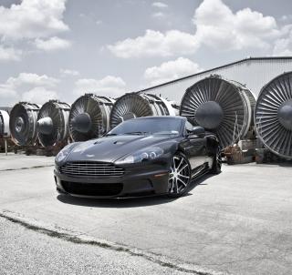 Aston Martin - Obrázkek zdarma pro 1024x1024