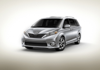 Free Toyota Sienna Picture for Android, iPhone and iPad