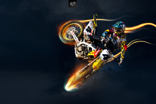 Freestyle Motocross Picture for Android, iPhone and iPad