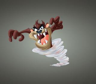 Looney Tunes Tasmanian Devil - Obrázkek zdarma pro 1024x1024