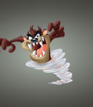 Looney Tunes Tasmanian Devil - Obrázkek zdarma pro 480x854
