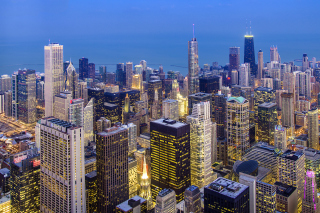 Chicago, Illinois Wallpaper for Android, iPhone and iPad