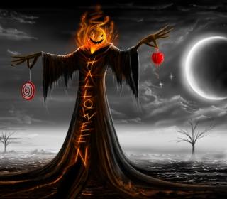 Halloween - Obrázkek zdarma pro iPad