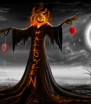 Halloween - Obrázkek zdarma pro Nokia Lumia 2520