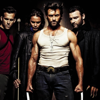 Wolverine - Obrázkek zdarma pro iPad mini