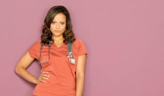 Scrubs - Judy Reyes Nurse Carla Espinosa Wallpaper for Android, iPhone and iPad
