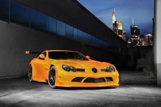Mercedes-Benz SLR McLaren 722 Edition Picture for Android, iPhone and iPad