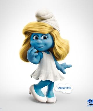Smurfette - Obrázkek zdarma pro Nokia C2-06