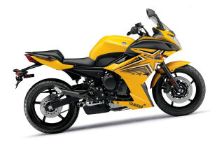 Yamaha FZ6R - Obrázkek zdarma pro Fullscreen Desktop 1600x1200