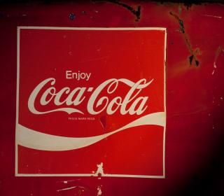Enjoy Coca-Cola - Obrázkek zdarma pro 128x128