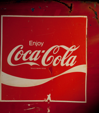 Enjoy Coca-Cola - Obrázkek zdarma pro 320x480