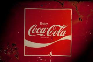 Enjoy Coca-Cola - Obrázkek zdarma pro 1280x720