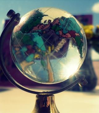 Across The Globe - Obrázkek zdarma pro Nokia Asha 203