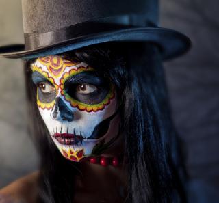 Dia De Los Muertos - Obrázkek zdarma pro 208x208