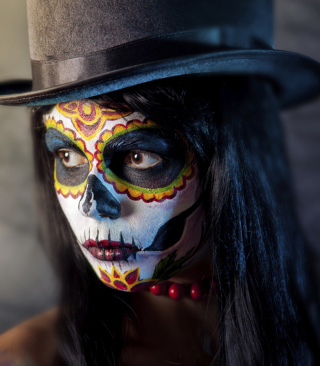 Dia De Los Muertos - Obrázkek zdarma pro 352x416