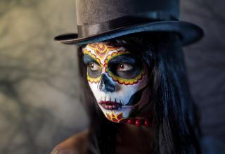 Dia De Los Muertos - Obrázkek zdarma pro 800x600