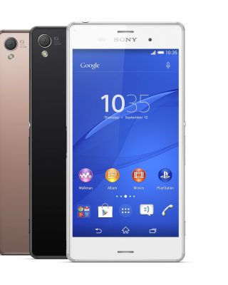 Sony Xperia Z3 - Obrázkek zdarma pro Nokia C5-06