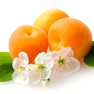 Apricot Fruit - Obrázkek zdarma pro 128x128