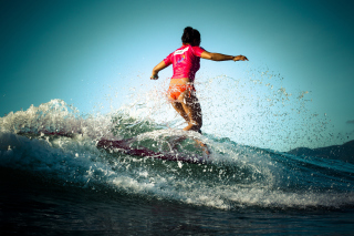 Colorful Surfing - Obrázkek zdarma pro Android 720x1280