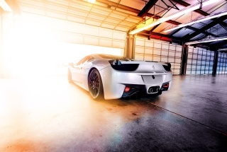 Free Amazing Ferrari Picture for Android, iPhone and iPad