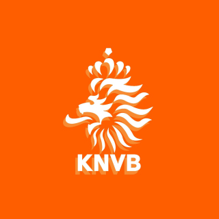 KNVB Royal Dutch Football Association - Obrázkek zdarma pro iPad mini 2