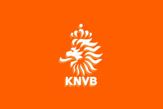 KNVB Royal Dutch Football Association - Obrázkek zdarma pro Samsung Galaxy S6