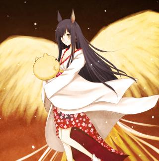 Katsuragi Natsuki Avatar - Obrázkek zdarma pro iPad mini