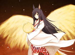 Katsuragi Natsuki Avatar - Obrázkek zdarma pro Nokia Asha 200