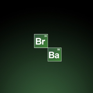 Breaking Bad Logo - Obrázkek zdarma pro 320x320