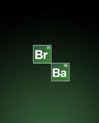 Breaking Bad Logo - Obrázkek zdarma pro iPhone 6