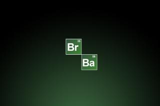 Breaking Bad Logo - Obrázkek zdarma pro Nokia XL