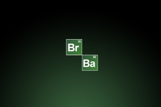 Breaking Bad Logo - Obrázkek zdarma pro Samsung Galaxy Tab 3 10.1