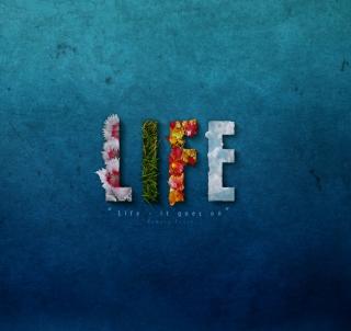 It's My Life - Obrázkek zdarma pro 1024x1024