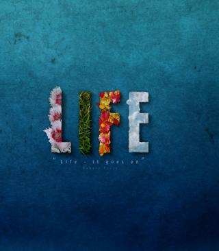 It's My Life - Obrázkek zdarma pro Nokia X2
