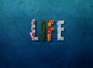 It's My Life - Obrázkek zdarma pro Desktop Netbook 1366x768 HD
