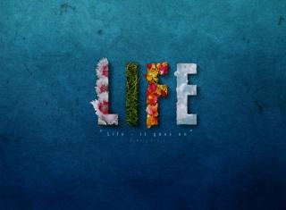 It's My Life - Obrázkek zdarma pro LG P700 Optimus L7