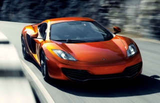 Mclaren Wallpaper for Android, iPhone and iPad