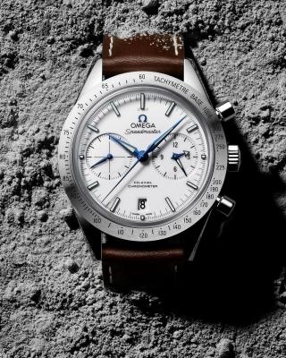 Speedmaster 57 Omega Watches - Obrázkek zdarma pro iPhone 4S