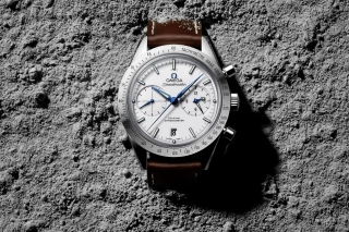 Speedmaster 57 Omega Watches - Obrázkek zdarma pro Desktop Netbook 1366x768 HD