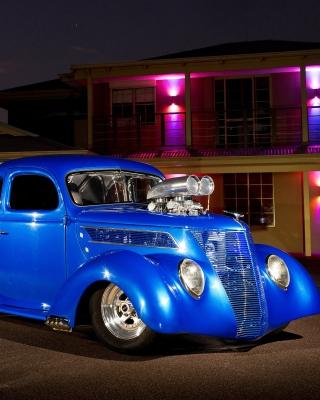 Ford Hot Rod - Obrázkek zdarma pro 640x1136