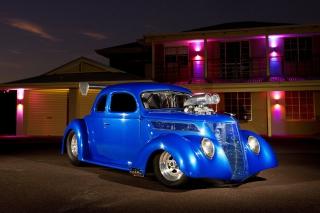 Ford Hot Rod - Obrázkek zdarma pro 2560x1600